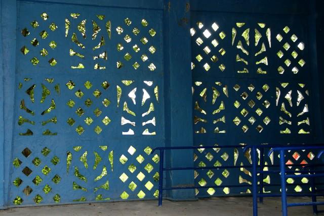 Стена казанского автовокзала