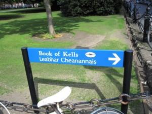 указатель к книге кельтов