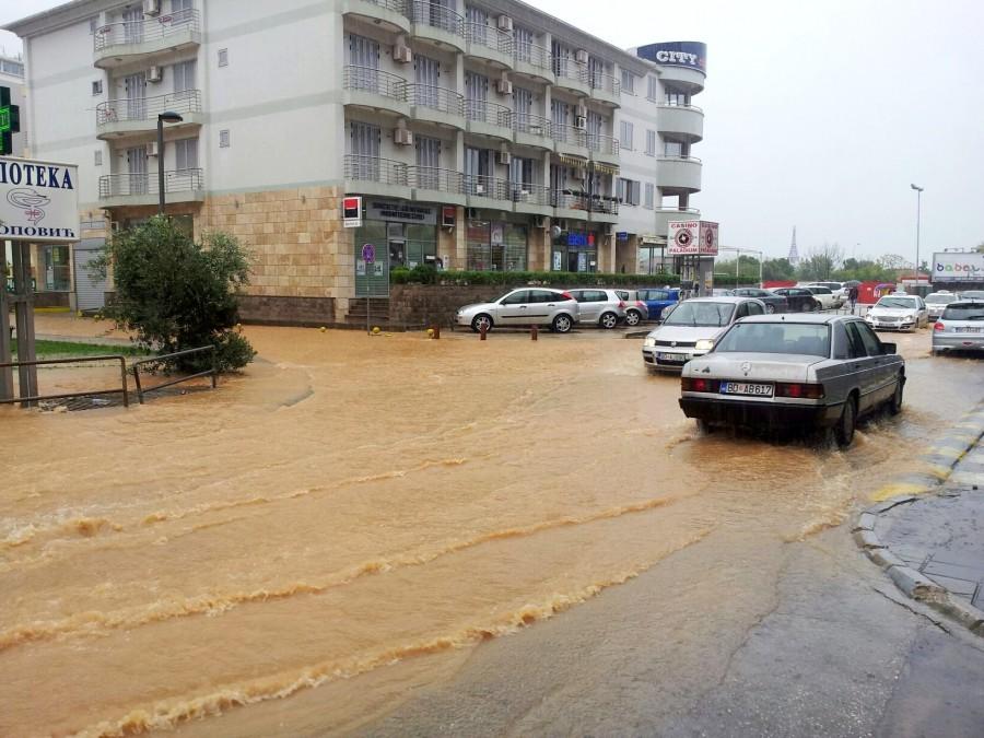 потоп 30.09.2013 будва