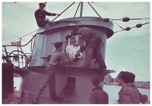 U-46-Ralisationdelemblmedela7eFlottille