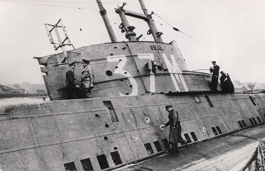 крылья россии подводные лодки второй мировой войны