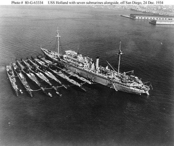 V-boats