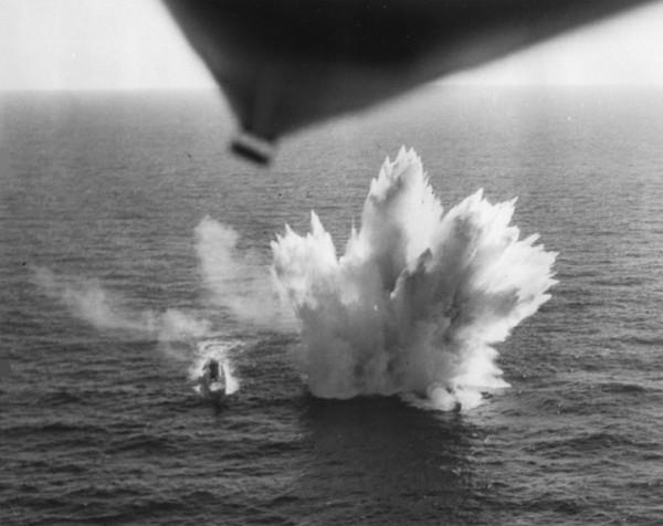 последствия взрыва подводной лодки во