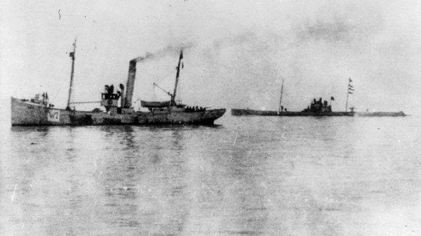 German_submarine_SM_U-28