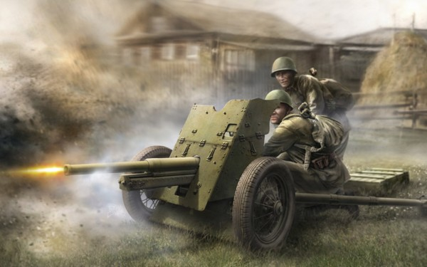 Wallpaper_6112_Artillery_Anti-tank-gun