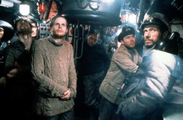 фильм подводная лодка петерсен
