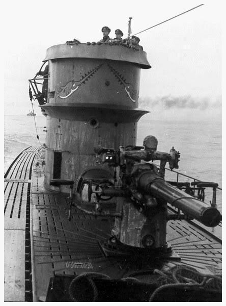 U-106-Lekaleunlamanoeuvre