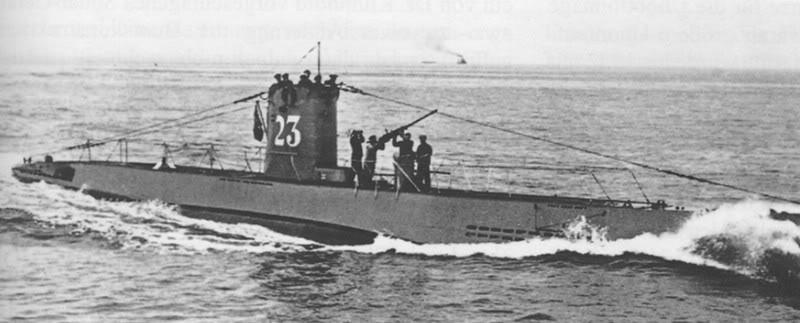 U-23-Vuegnraledavantguerre