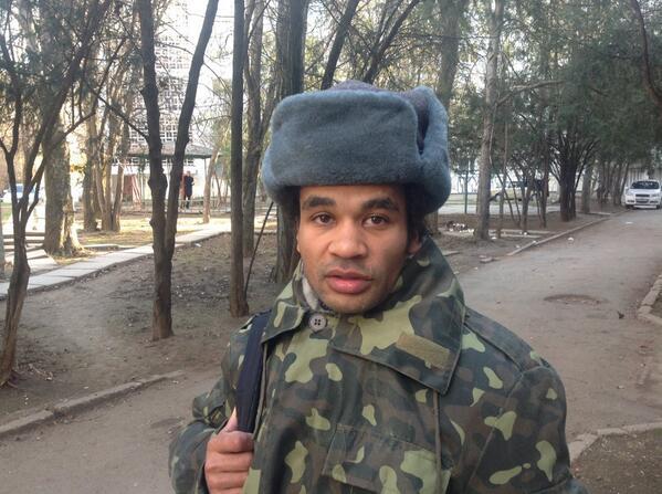 крымский самооборонец