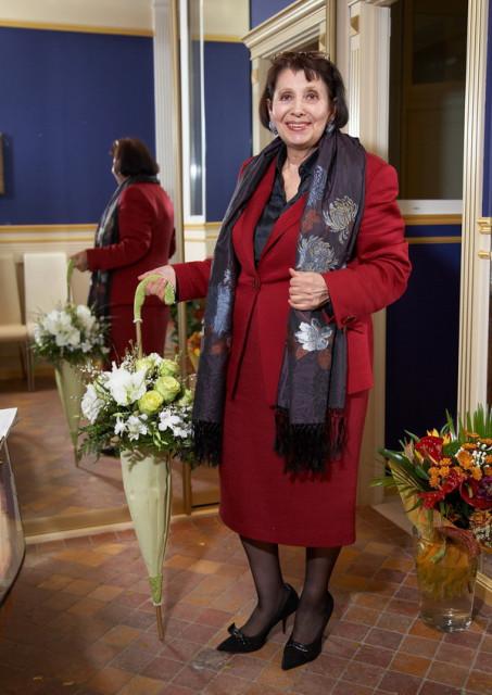 Ровно год назад умерла мой адвокат Гералина Любарская