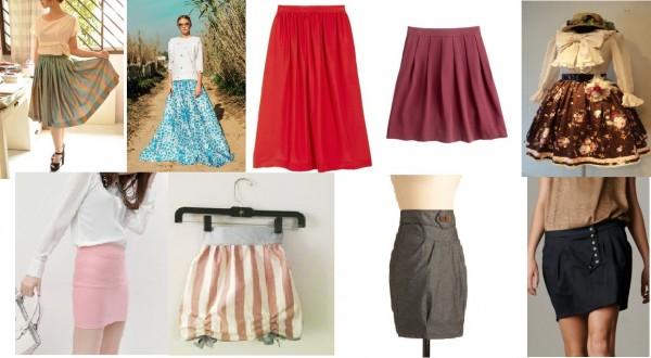skirt no