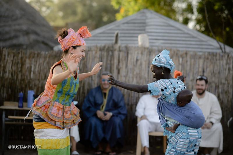 Один день из жизни сотрудника, отправившегося строить школу в Сенегале