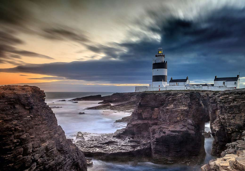 Hook Head Lighthouse ��������� � �������� ��������.