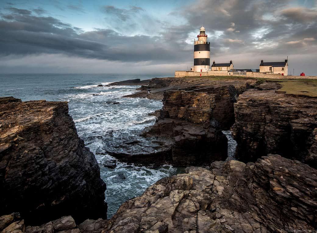 Сегодня маяк – одно из самых популярных мест в Ирландии.