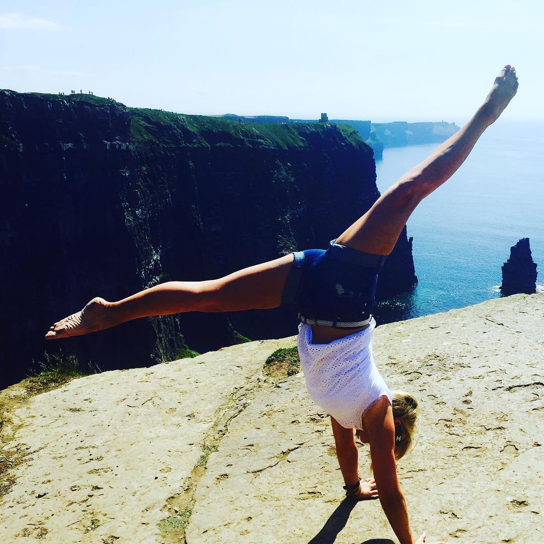 Уроки йоги вам всегда пойдут на пользу.
