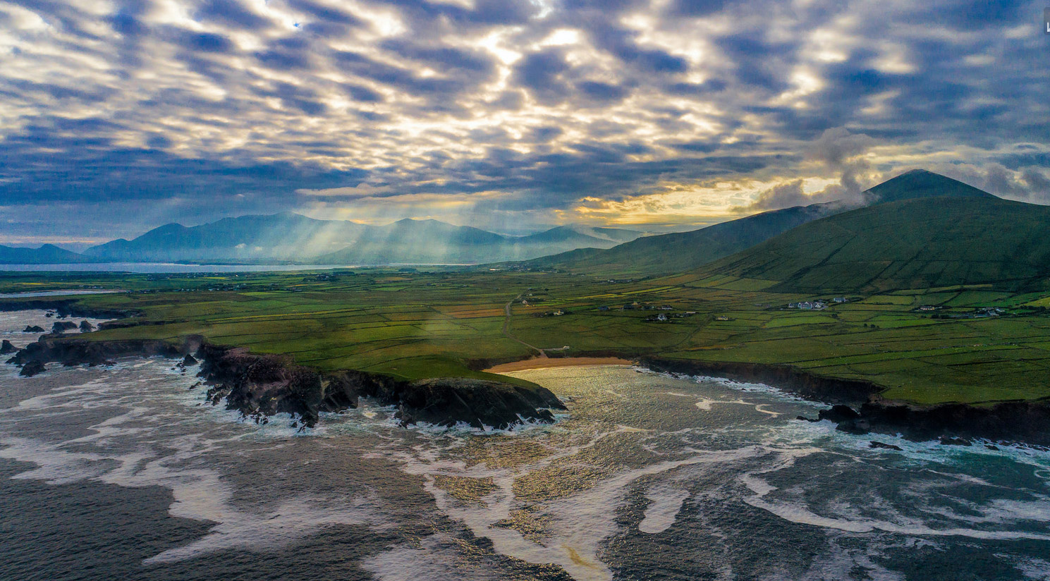 Dingle Coast, County Kerry