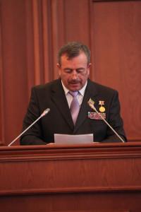 Выступление Н.Нухажиева