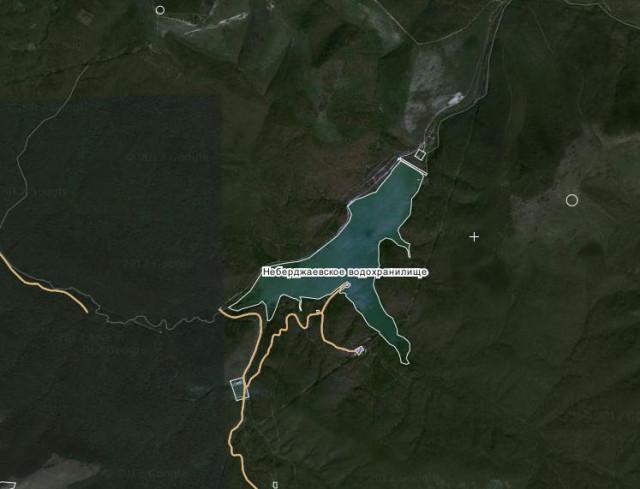 Выше Крымска находится опасный