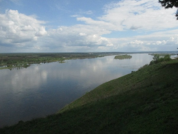 Легенды и мифы, река Кама