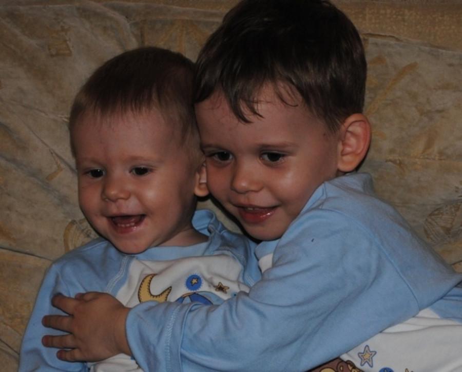 Егор и Влад