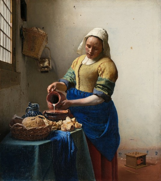 the-milkmaid