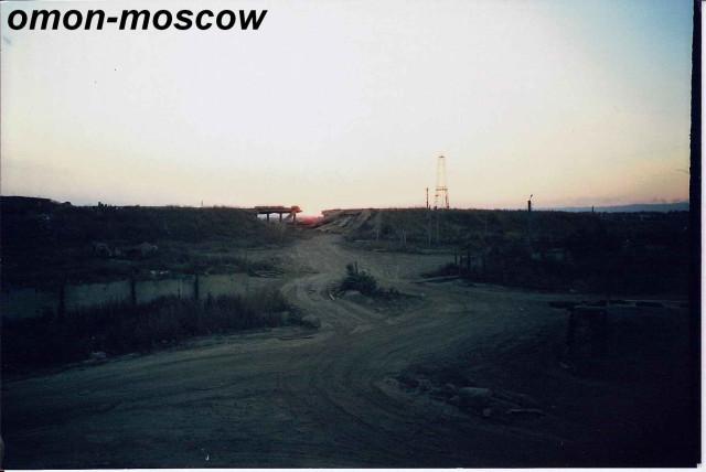 Мемуары сотрудника Московского ОМОН (продолжение)