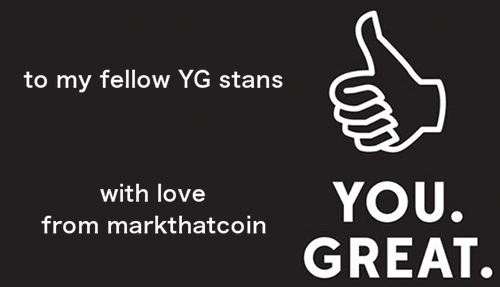 YG stans