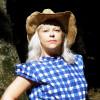 Мадам Бо-Пип на ранчо портретрное