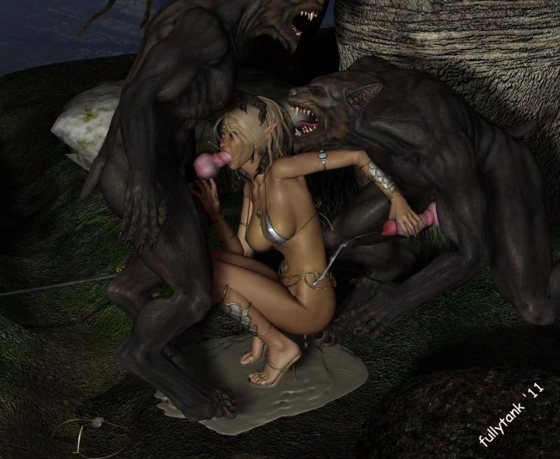 Секс Рассказы Монстры