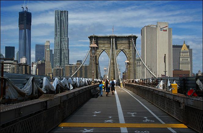 Бруклинский мост2