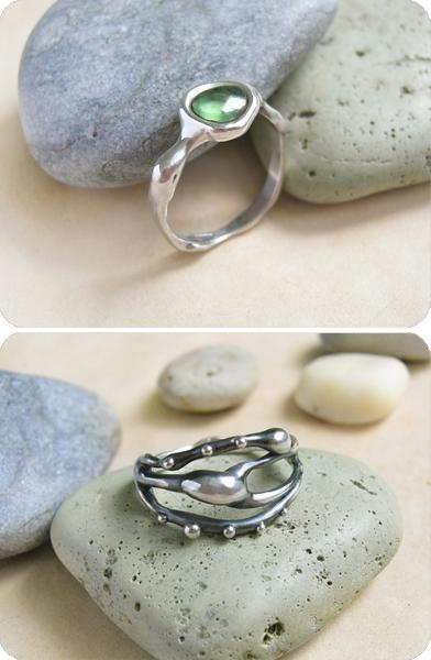2ячейки морские кольца
