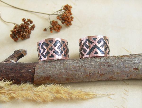 кольца-вышиванки 1