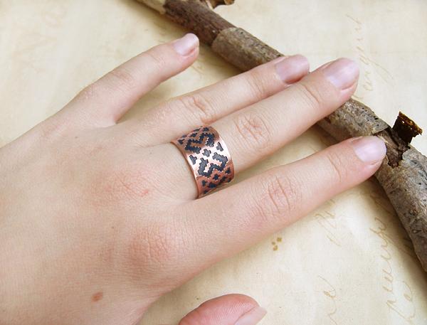 кольца-вышиванки 2