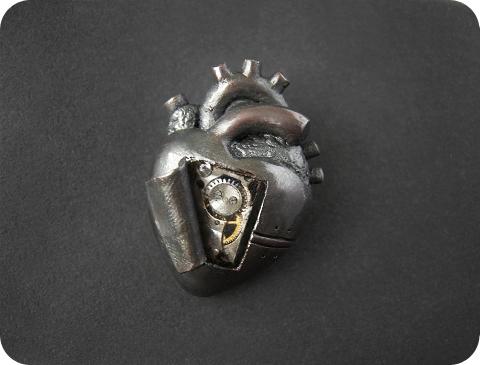 Медные механические сердца (Фото 8)