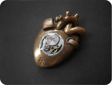 Медные механические сердца (Фото 7)