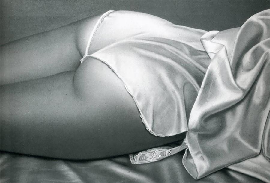 Голая ниже пояса фото