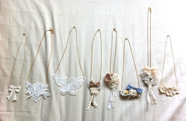 New Mori Girl Necklace Designs Forest Doll