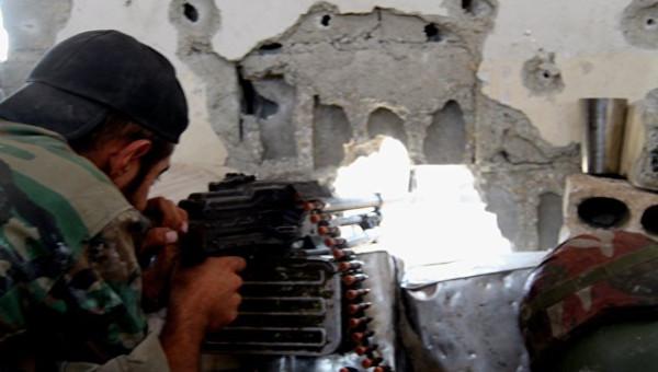 Сирия, война