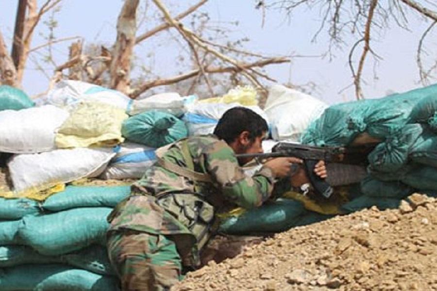 Сирия, война, онлайн, сводка контртеррористических операций, САА, солдат, оборона