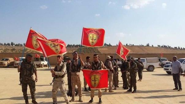курды в Сирии