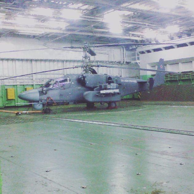 Сирия, Адмирал Кузнецов, крейсер, фото, вертолёт