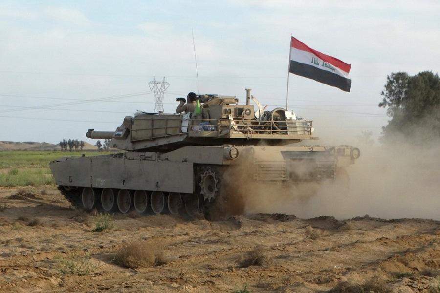 Танк Вооруженных сил Ирака