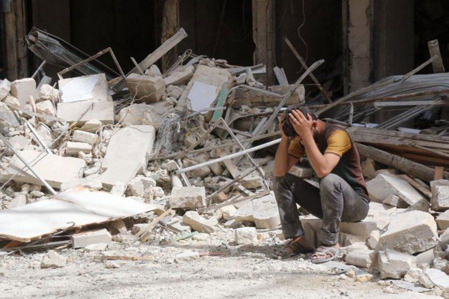 Пульс войны в Сирии и Ираке онлайн, 15 ноября