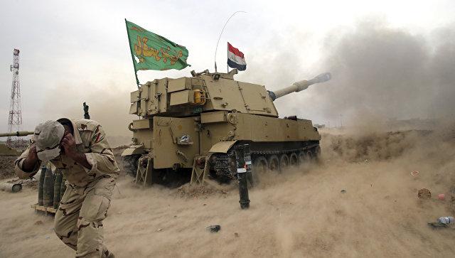 Пульс войны в Сирии и Ираке онлайн, 16 ноября