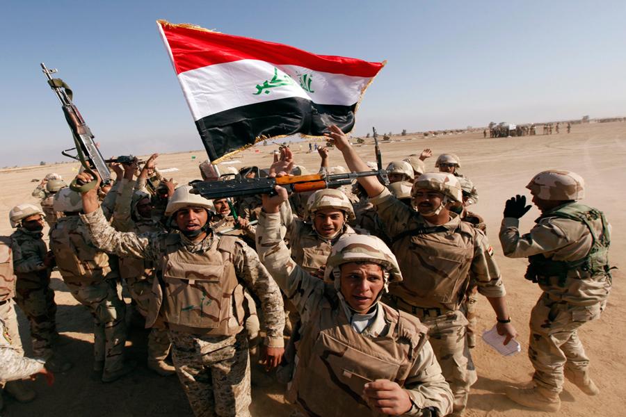 Пульс войны в Сирии и Ираке онлайн, 17 ноября