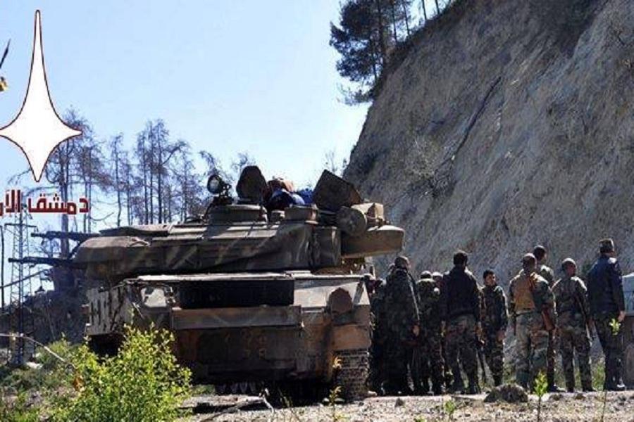 Пульс войны в Сирии и Ираке онлайн, 23 ноября