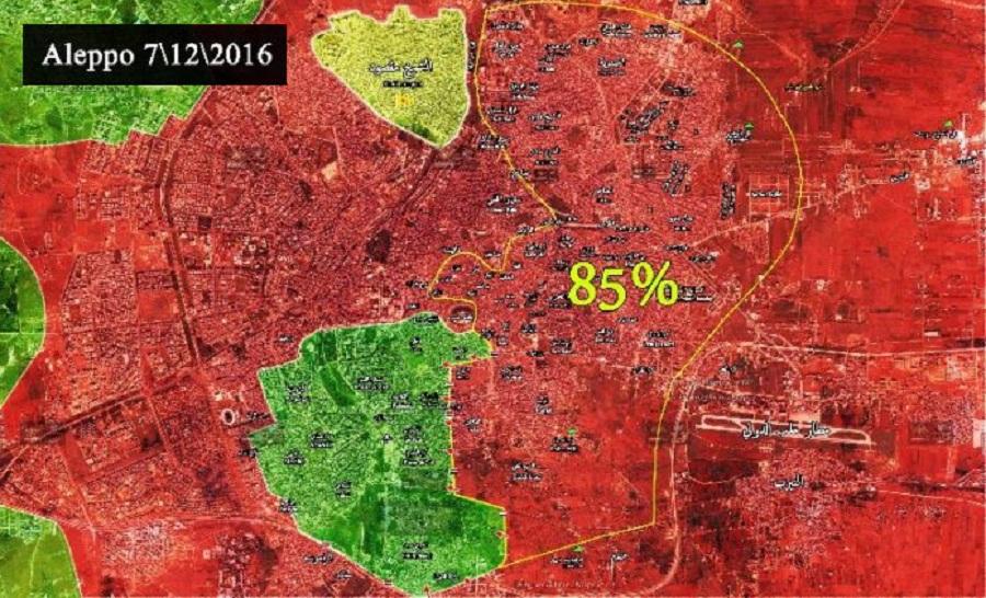 Пульс войны в Сирии и Ираке онлайн, 7 декабря