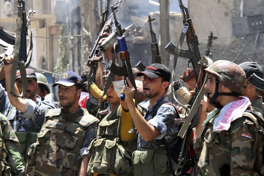 Пульс войны в Сирии и Ираке онлайн, 9 декабря