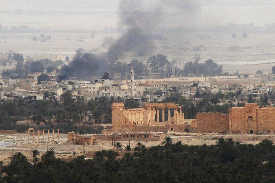 Пульс войны в Сирии и Ираке онлайн, 12 декабря