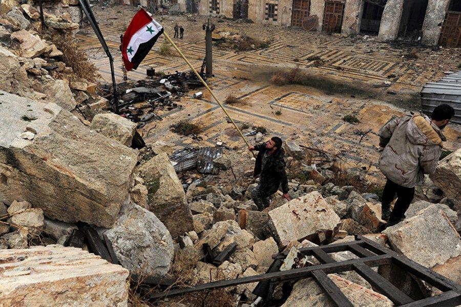 Пульс войны в Сирии и Ираке онлайн, 14 декабря